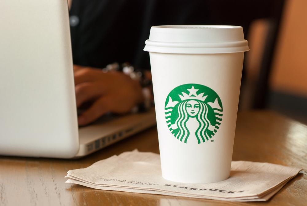 Selv en kaffebar kan digitaliseres